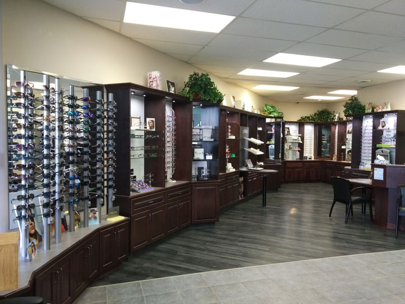 Ophthalmic Frames and Sunglasses